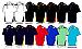 Paterson Polo Shirt #1305 Colour Card for Work Uniform