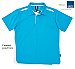 Paterson Polo Shirt #1305 Pacific Blue for Work Uniform