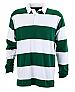 Rugby: Green/White