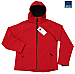 Red Soft Shell: Mens & Womens