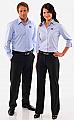 Mens Flat Front Trouser