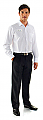 Mens Trouser with Single Pleat