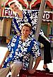 Big Flower Print Hawaiian Shirts