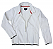 Harvest Sarasota Ladies Fleece Jacket-Egg Shell White