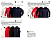 Harvest Sarasota Fleece Jacket-Colour Card