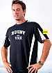 Printed moisture wicking sports t-shirts in Sydney
