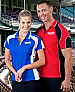DriWear Murray Polo Shirts look fantastic in your team colours