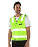 Transport Hi Vis Vest with Reflective Tape
