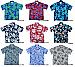 Hawaiian Shirts made with Rayon retain Colour and Shape