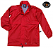 Rainbird Jackets Red Stowaway