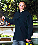 Polar Fleece Work Pullover with Double Pocket