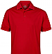 Red Corporate Polo Shirt, #SPAERO (Cherry Red) is available with Logo Service. Premium quality polo shirts suitable for dressy casual business wear...popular for staff uniforms, special events, trade show presentations. Enquiries please FreeCall 1800 654