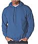 Gildan Indigo Blue Hoodie for printing