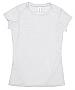 Womens White workout t-shirts