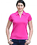 V neck polo for womens are very popular style
