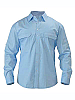 Light Blue colour Adventure shirts with logo service