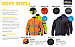 Bisley Hi Vis Soft Shell Jackets for Transport Industry