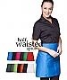 Colour card for Half Waist Aprons