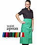 Colour Card for Waisted Hospitality Aprons