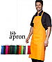 Colour card for Bib Hospitality Aprons