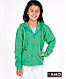 Girls Emerald Hoodies for team sports