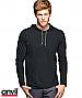 Anvil Black Hoodie T-Shirts