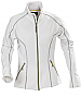 Carabelle White Micro Fleece ladies jacket