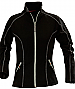 Carabelle Black Micro Fleece ladies jacket