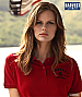 Dark Red Cotton polo's with logo service