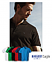 Mens Cotton Polo's with custom logo service
