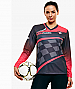 Womens Sports Uniforms-Red and Black