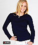 Womens Long Sleeve T-Shirts -8 Colours