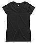 Black V-Neck T-Shirts with Print Service, Sydney