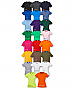 T-Shirts Colour Card for Summer 2015