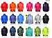 Rainbird Jackets Colour Card 2015