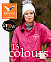 Womens Fiesta Pink Rainbird Jacket