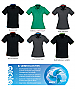 Biz Collection Jet Polo Shirt Colour Card