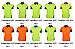 Council colours- safety polo shirts
