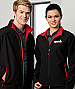 Black and Red Jackets for Business and Sports Clubs