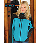Stormtech SFJ-2W Ladies Fleece Soft Shell-Electric Blue