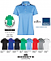 Sporte Leisure Polo Shirts at Corporate Profile Clothing. Mens #SPZONE and Ladies #SPZONE with Logo Service.100 Percent Sportec Jersey and Mesh. Available in 8 Team Colours. 150 GSM, UPF Rating is Excellent. For all the details the best idea is to call Re