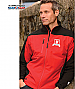 Stormtech Performance Soft Shell Jacket #BHS-2 Red/Black