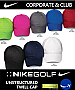 Nike Caps and Hats With Logo Embroidery Service are also available