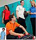 Javelin Polo Shirt at Lockers