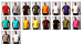 Surf Tee colour range