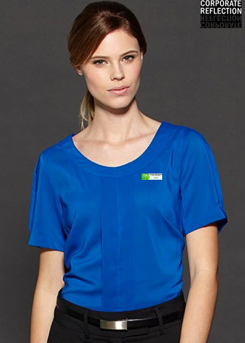 Cobalt Womens Uniform Top, Corporate