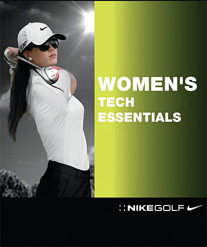 Nike Golf Womens Tech Essentials Intro