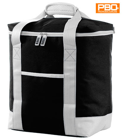 PBO Ultimate Cooler Bag. Available in Black, Red and Blue.
