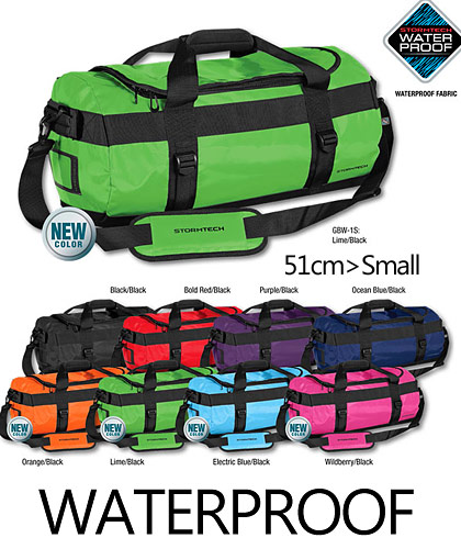 Stormtech 51cm Atlantis Waterproof Gear Bag weigh less and keep contents Dry