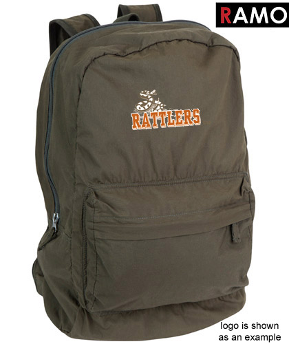RAMO BackPacks- Lightweight and Soft, Olive Colour